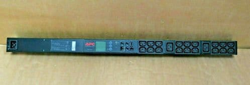 APC AP8858 Rack ZeroU 2G Metered PDU Power Distribution 16A/230V 18x C13 2x C19